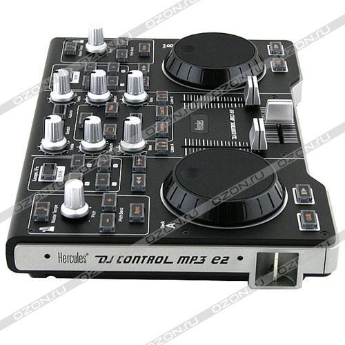 SA7BOA: DJ Console for PowerSDR control